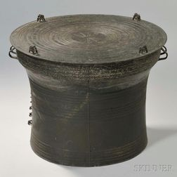 Bronze Karen   Drum